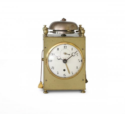 Travelling Clock od Small Size With Complications