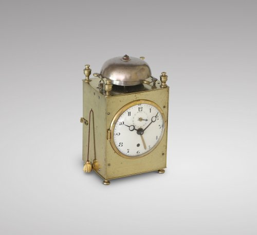 Clocks  - Travelling Clock od Small Size With Complications