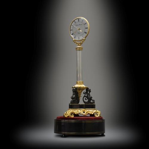 Triple Mystery Clock, Masterpiece from Robert-Houdin - Louis-Philippe