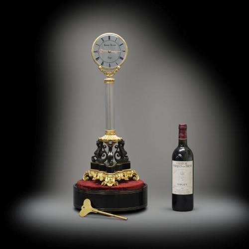 Antiquités - Triple Mystery Clock, Masterpiece from Robert-Houdin