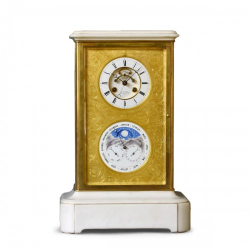 Precision Table Regulator with Perpetual Calendar by Detouche