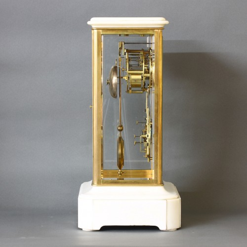 19th century - Precision Table Regulator with Perpetual Calendar by Detouche