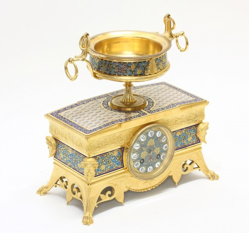 Orientalist Garniture, by Barbedienne and Sévin - Napoléon III