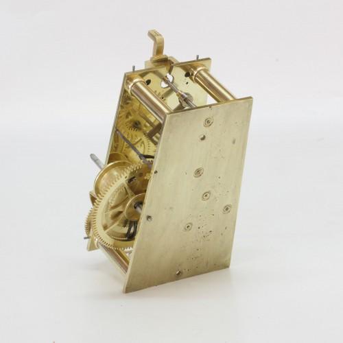 Antiquités - American Precision Wall Regulator by Aaron Willard Jr