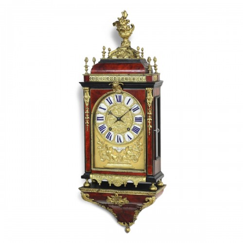 Early 18th Century Cartel Clock, Thuret à Paris