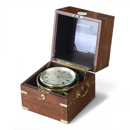 Eight-Day Duration Marine Chronometer, Aldred & Son