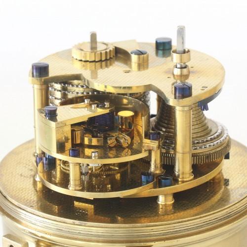 Eight-Day Duration Marine Chronometer, Aldred & Son - Napoléon III