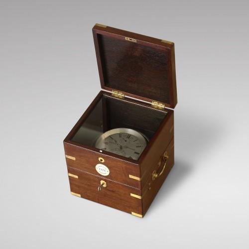 Napoléon III - Eight-Day Duration Marine Chronometer, Aldred & Son