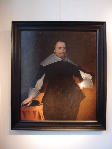 Portrait of a gentleman - Jan de Pay (attributed to) - Paintings & Drawings Style