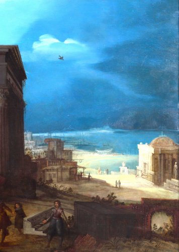 Paintings & Drawings  - The old ruines of Rome