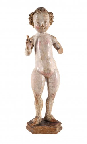 Figure de Christ enfant