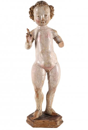 Christ Child - Sculpture Style