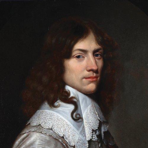 Portrait of a young man - Jacob Fransz van der Merck (1610-1644) - Paintings & Drawings Style