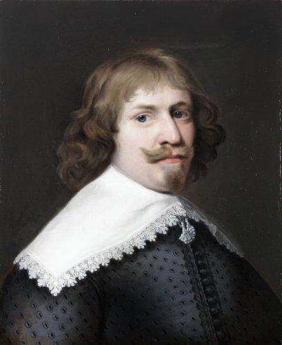 Portrait of Jan Van der Haer (1609 - 1665)