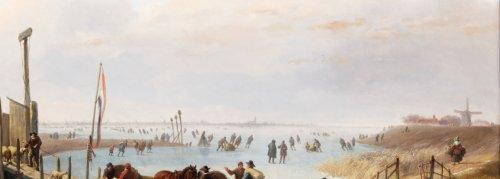 Loading the cattle - Albert Roosenboom and Eugène Verboekchoven -