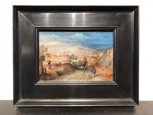 Landscape - Balthasar Courtois (attibuted to) -