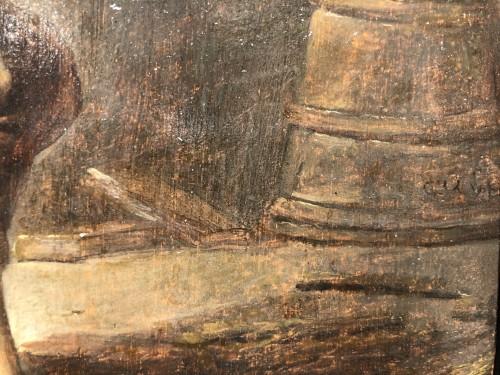 Paintings & Drawings  - Reading - Benjamin Gerritszoon Cuyp (1612-1652)