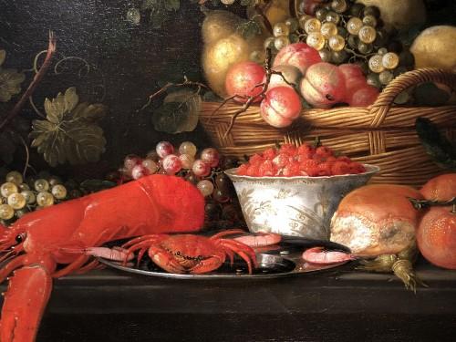 Still life with lobster - Pseudo-Simons -