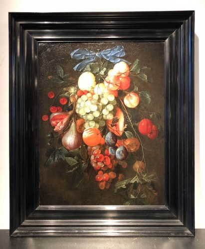 Paintings & Drawings  - Cornelis de Heem (1631-1695) - Still life with fruits