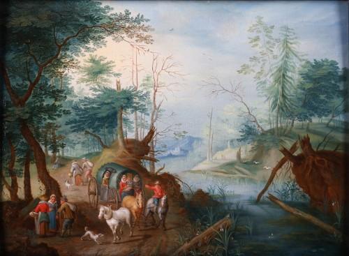 Jan Frans van Bredael le Vieux (1686-1750)