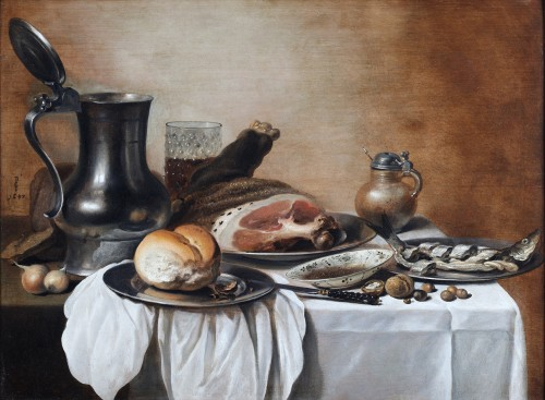 Pieter Claesz (1597-1661) - Nature morte