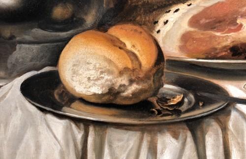 17th century - Pieter Claesz (1597-1661) - Still-life
