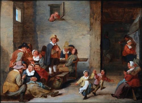 Mattheus van Helmont (ca 1623-1679)