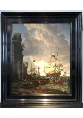 Abraham Storck (Amsterdam 1644-1708 Amsterdam) - Paintings & Drawings Style