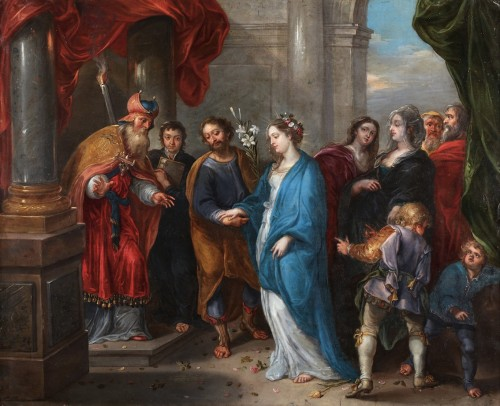 Simon de Vos (Antwerp 1603-1676 Antwerp)