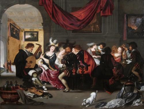 Simon de Vos (1603 Antwerp-1676 Antwerp)