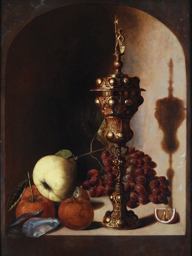 Stillife with fruits - Pieter van Den Bosch (1613-1663)