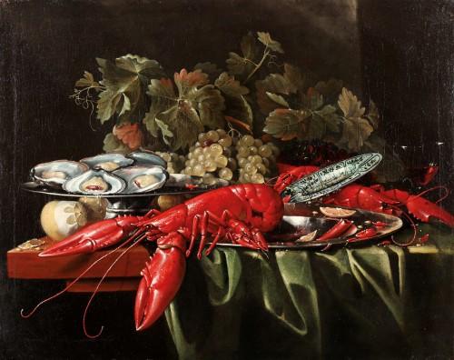 Alexander Coosemans (1627-1689) - Still life