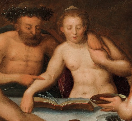 Paintings & Drawings  - Pieter Claeissens the Younger and Antoon Claeissens