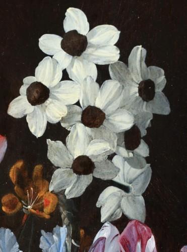 Jan van den Hecke I (1620-1684) - Paintings & Drawings Style
