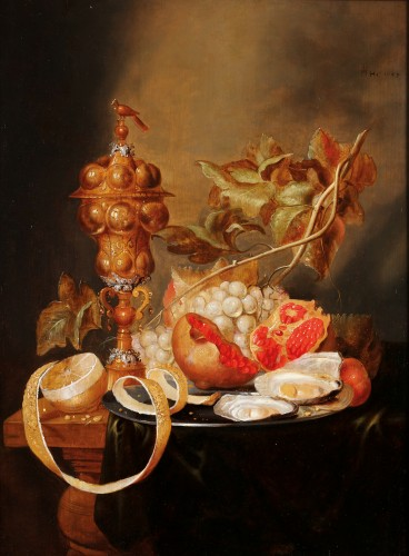 Cornelis Mahu (Antwerp 1613-1689) - Still life