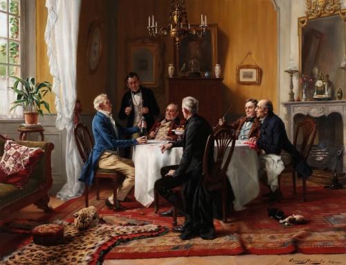 Gerard Portielje (1856 -1929) - Beginning of the end