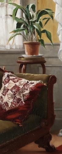 Gerard Portielje (1856 -1929) - Beginning of the end - Paintings & Drawings Style