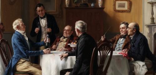 Gerard Portielje (1856 -1929) - Beginning of the end -
