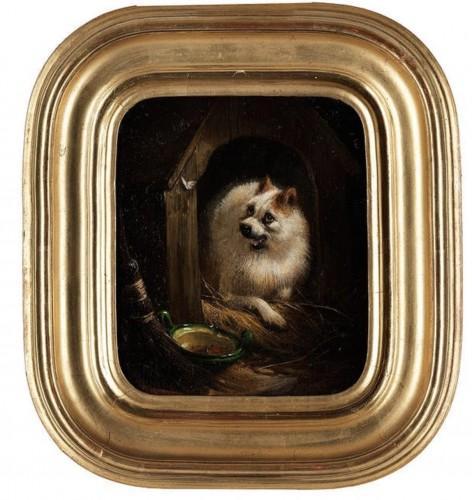 Henriette Ronner-Knip (1821-1090) - Paintings & Drawings Style