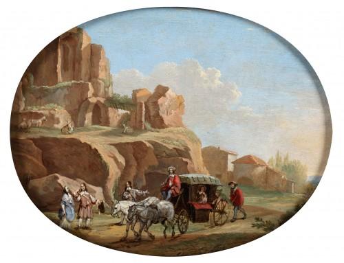 Jan van den Hecke II (1661-1702)