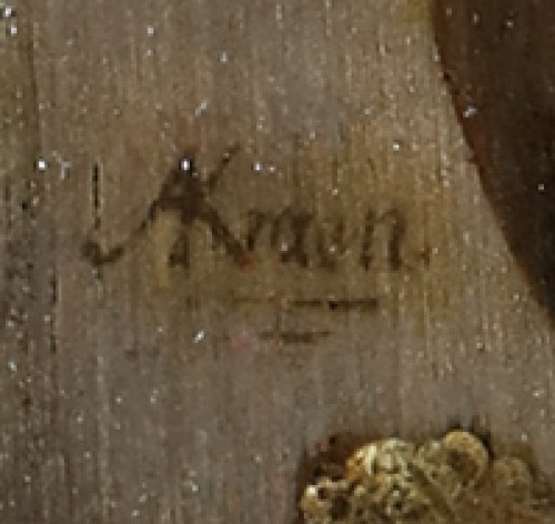 17th century - Adriaen Jansz Kraen (1619 Haarlem-1679) - Still life