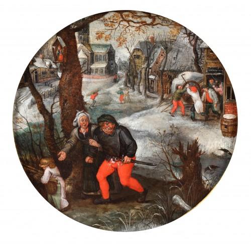 Pieter Brueghel II (Brussels 1564-1638 Antwerp)