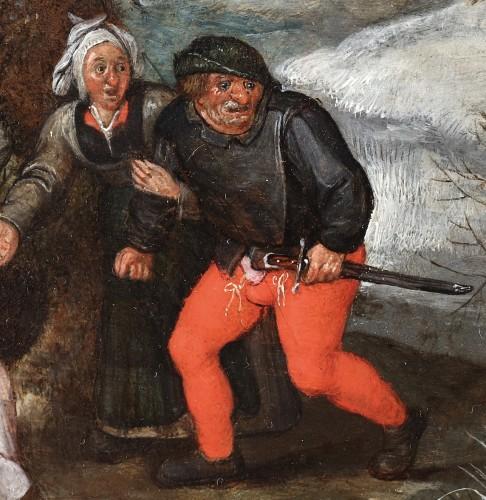 Pieter Brueghel II (Brussels 1564-1638 Antwerp) - Paintings & Drawings Style
