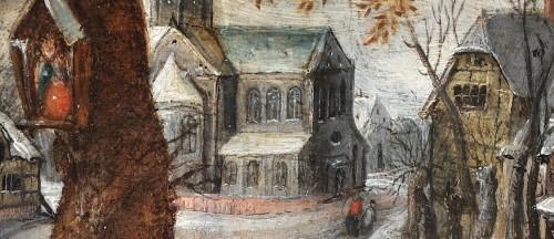 Paintings & Drawings  - Pieter Brueghel II (Brussels 1564-1638 Antwerp)