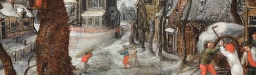 Pieter Brueghel II (Brussels 1564-1638 Antwerp) -