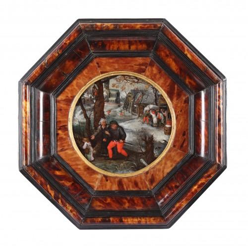 - Pieter Brueghel II (Brussels 1564-1638 Antwerp)