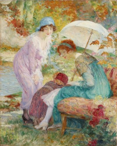 Francois Edouard Zier (Paris 1856-1924)