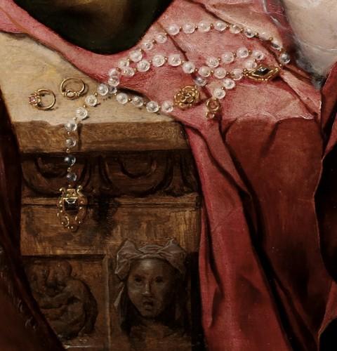 Paintings & Drawings  - Jan Rombouts II (Leuven circa 1505-1559)