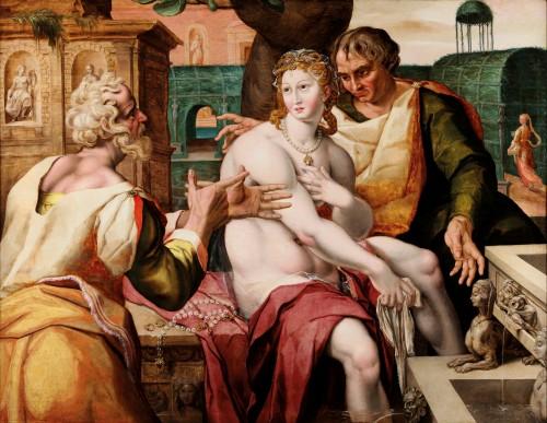 Antiquités - Jan Rombouts II (Leuven circa 1505-1559)
