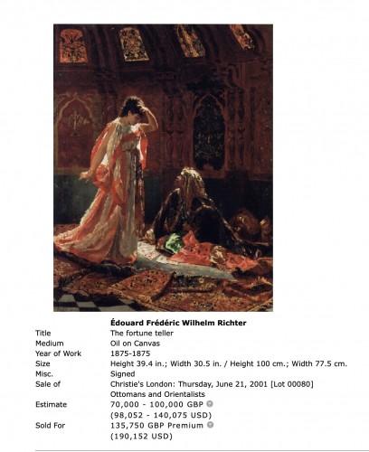 Edouard Frédéric Wilhelm Richter (1844-1913) -